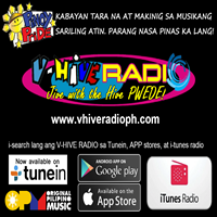 A - V-Hive Radio Philippines - The hottest pop Pinoy, OPM, Tagalog radio station.