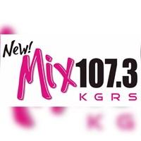 Radionomy – The New Mix 107 3 KGRS | free online radio station