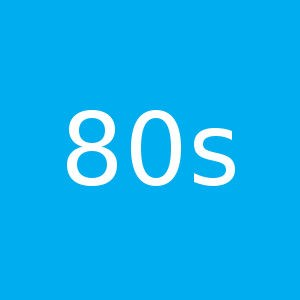 996music 80's