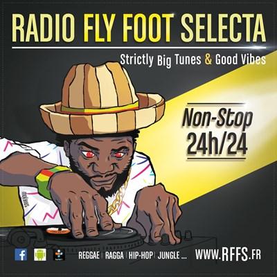 radio fly foot selecta