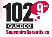 102.9 Quebec