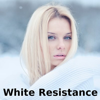 White Resistance Radio