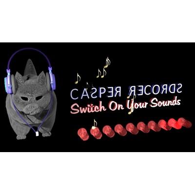 Casper Records Cubase Streaming