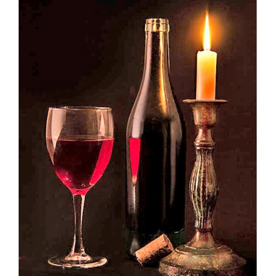 HOLLYWOOD CANDLELIGHT AND  WINE