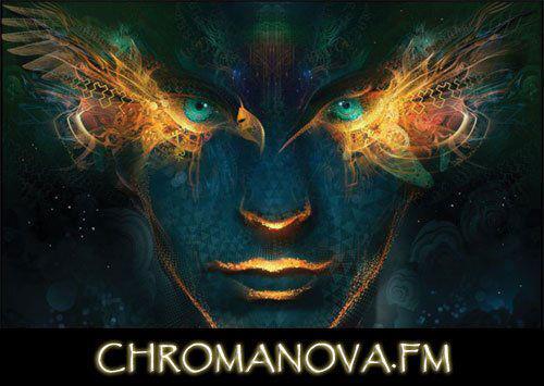 Chromanova.fm Chillout & Lounge DJ Set Radio 24*