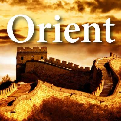 CALM RADIO - ORIENT - Sampler