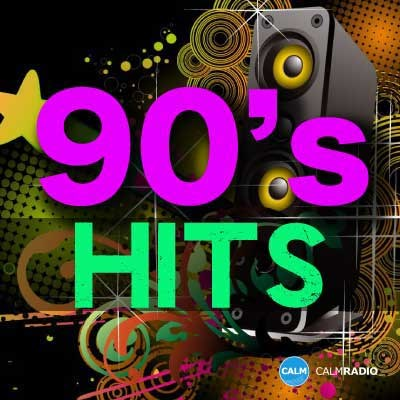 CALM RADIO - 90'S HITS - Sampler