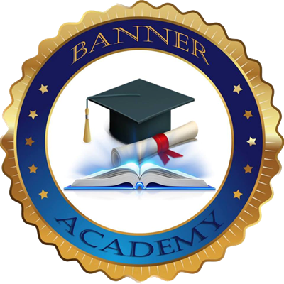 BANNER ACADEMY FOR TRAINING