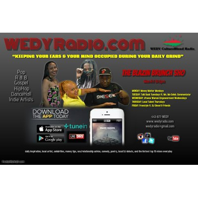 CultureBlend Radio