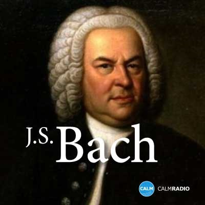 CALM RADIO - BACH - Sampler