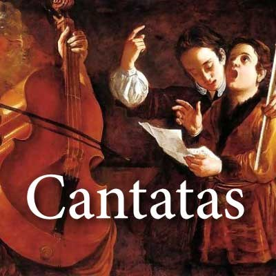 CALM RADIO - CANTATAS - Sampler