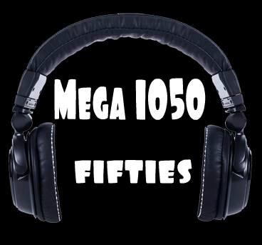Mega1050 50s uk top40 pop