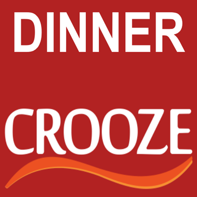 dinner CROOZE - an easily digestable mix of smoothly spiced easy going and jazzy tunes
