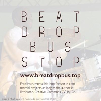 Hip Hop Instrumental from Beat Drop Bus Stop