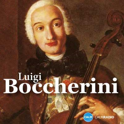 CALM RADIO - BOCCHERINI - Sampler