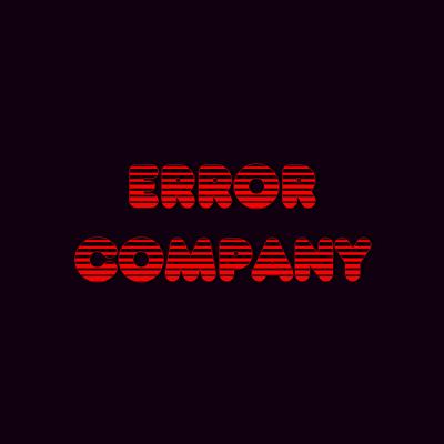 _ERROR_COMPANY_