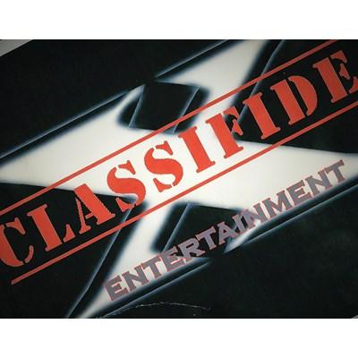 Classifide Entertainment Radio