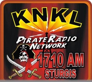 KNKl Pirate Radio Sturgis