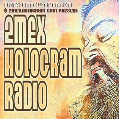 2MEX HOLOGRAM RADIO