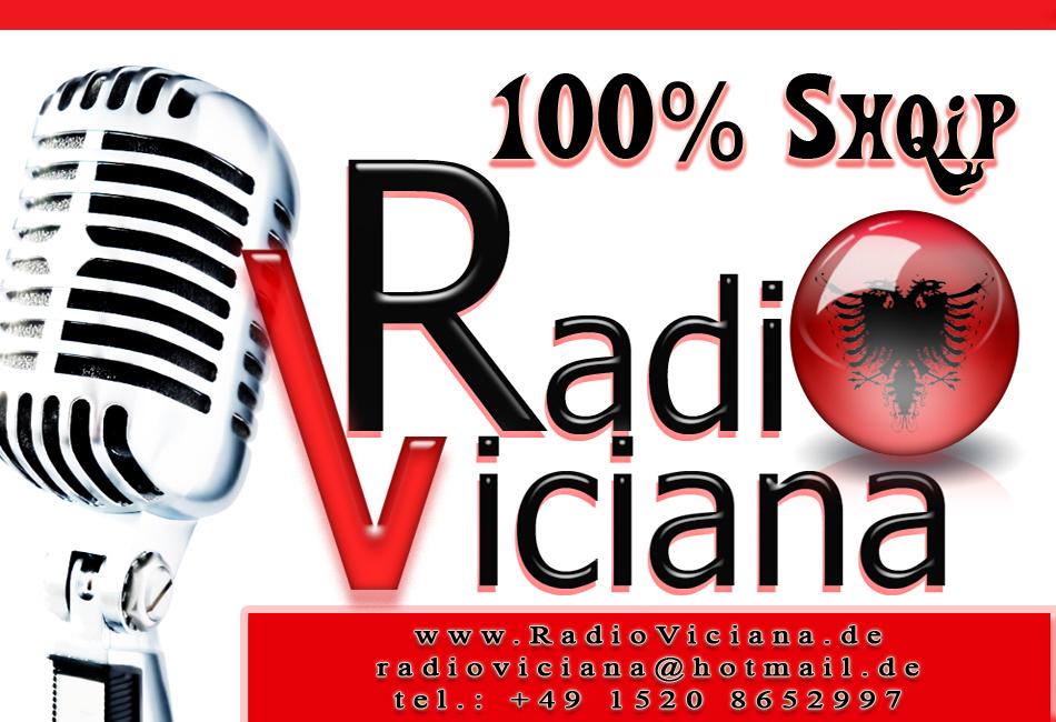 Radio Viciana - 100% SHQIP - www.radioviciana.de