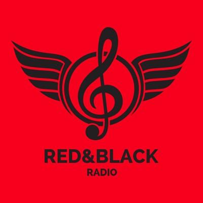 Red & Black - Aviation Radio