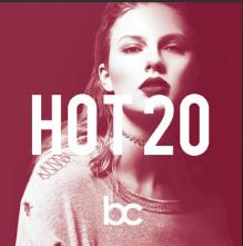 Hot 20 BCharts