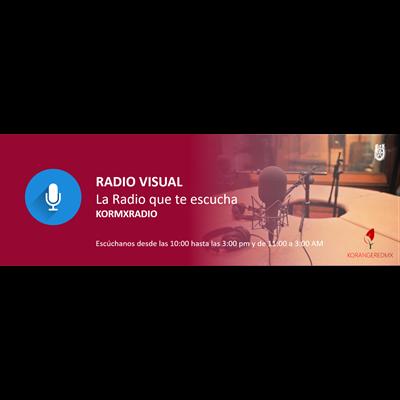 Radio Visual KORANGEREDMX