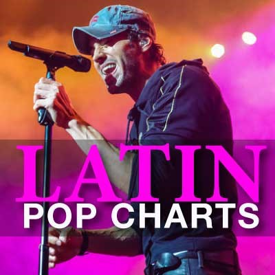 CALM RADIO - LATIN POP CHARTS - Sampler