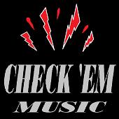 check 'em music