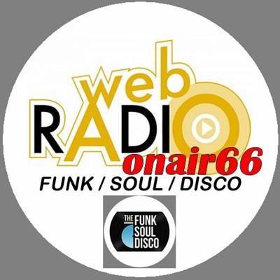 WEBRADIO ONAIR66 FUNK DISCO SOUL 01