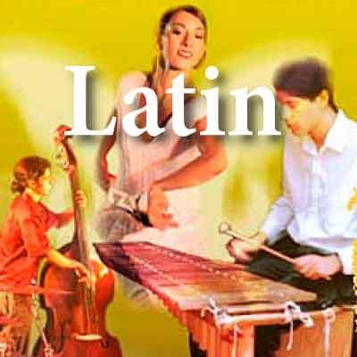 CALM RADIO - LATIN - Sampler