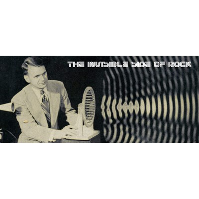 Dr Psych's Invisible Side of Rock Radio Station