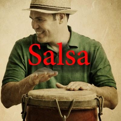 CALM RADIO - SALSA - Sampler