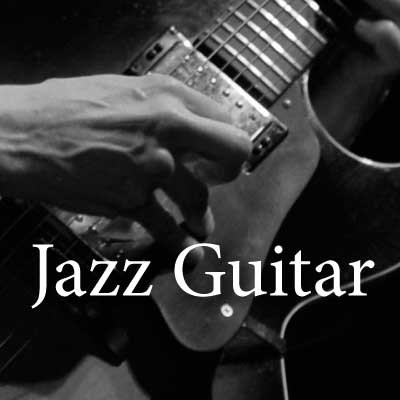 CALM RADIO - JAZZ GUITAR - Sampler