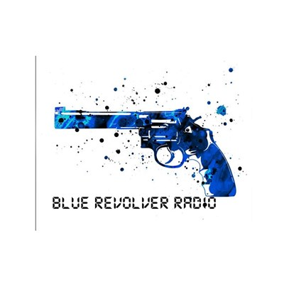 Blue Revolver