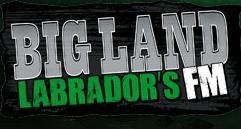 Big Land Labrador's FM