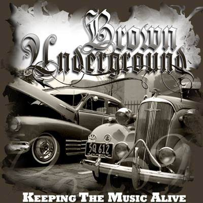 Brown Underground 24/7