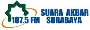 SASFM Radio Suara Akbar Surabaya 107.5MHz