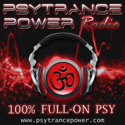 PsyTrance Power radio