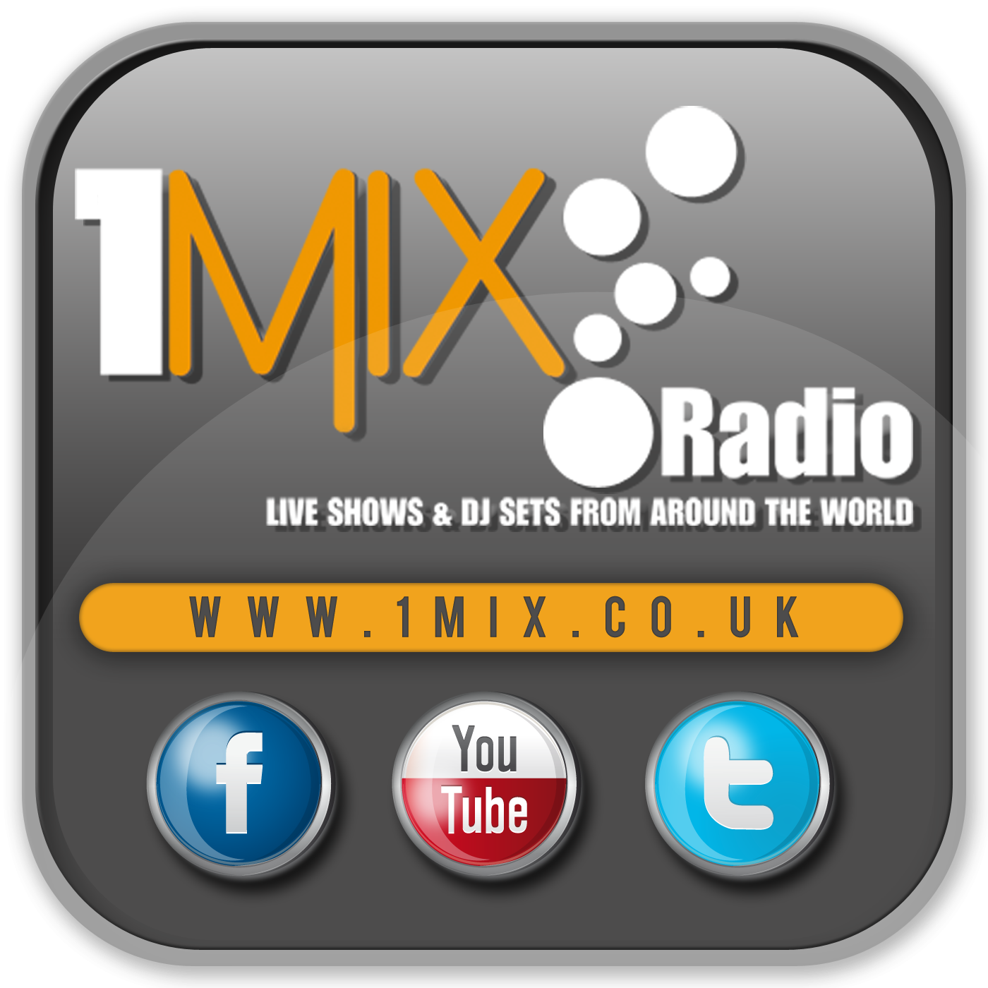 1Mix Radio Trance Stream
