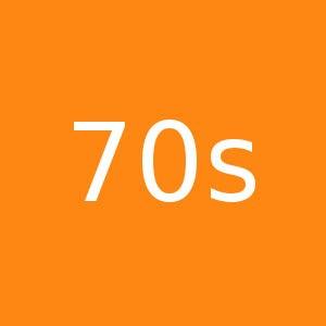 996music 70's