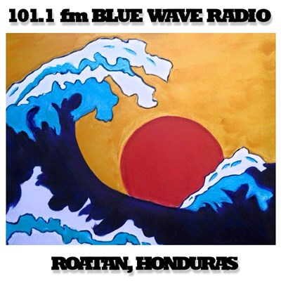 Blue Wave Christmas