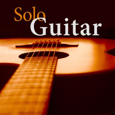 CALM RADIO - SOLO GUITAR - Sampler