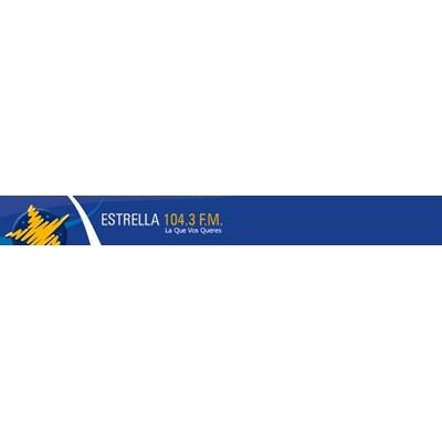 Estrella Colombia 104.3 FM