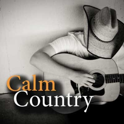 CALM RADIO - CALM COUNTRY - Sampler