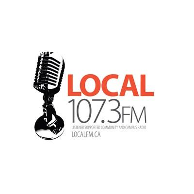 Local 107.3 FM Pop-up