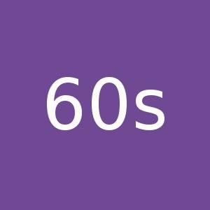 996music 60's