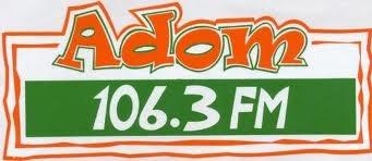 Adom 106.3FM Powered by Mediagh