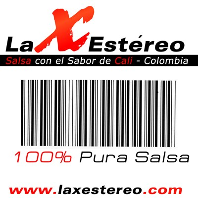La X Estereo - 100% Pura Salsa - 128K