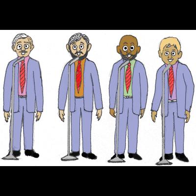 Southern Gospel Men's Quartets